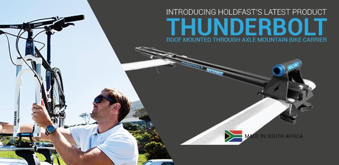 Holdfast Thunderbolt Bike Carrier