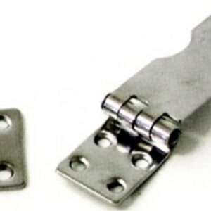 4928 stainless hasp 300x300 - HASP & STAPLE (L/Duty) S/S non-twist