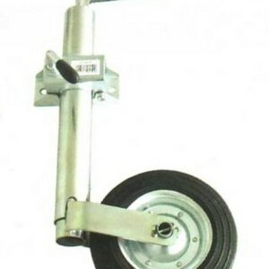 b5 005 8 jockey wheel 300x300 - JOCKEY WHEEL 800LB 8inch Rubber Wheel