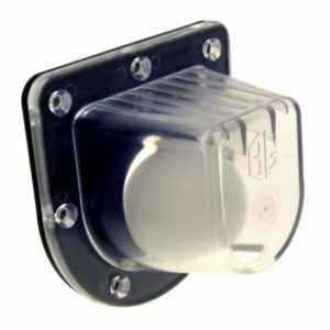 bg123f inflatable duck scupper 300x300 - CLEAR INFLATABLE BOAT SCUPPER WITH HARD