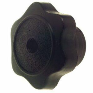 bg61e knob 300x300 - KNOB - 40mmDIA HEAD WITH 8mm THREAD RIGH