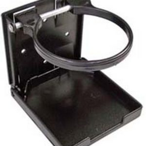 folding cup holder 300x300 - Drink Holder Folding BLK/WHT