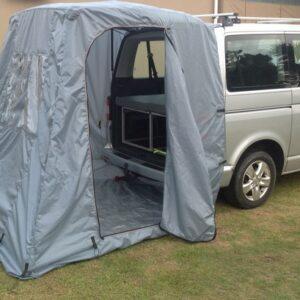 vw kombi tent2 300x300 - Bus Tent - Lift Tailgate