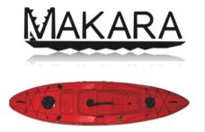 makara1 228x147 - Makara Legend Kayak - no rudder