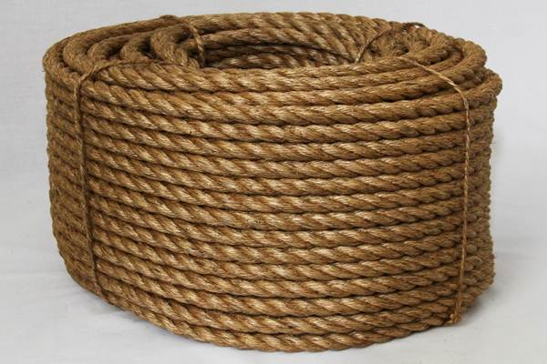 ropes manila rope