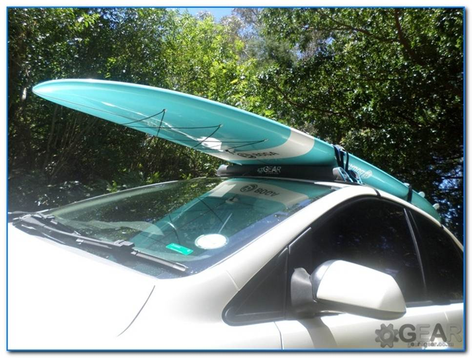universal soft roof rack surfboard