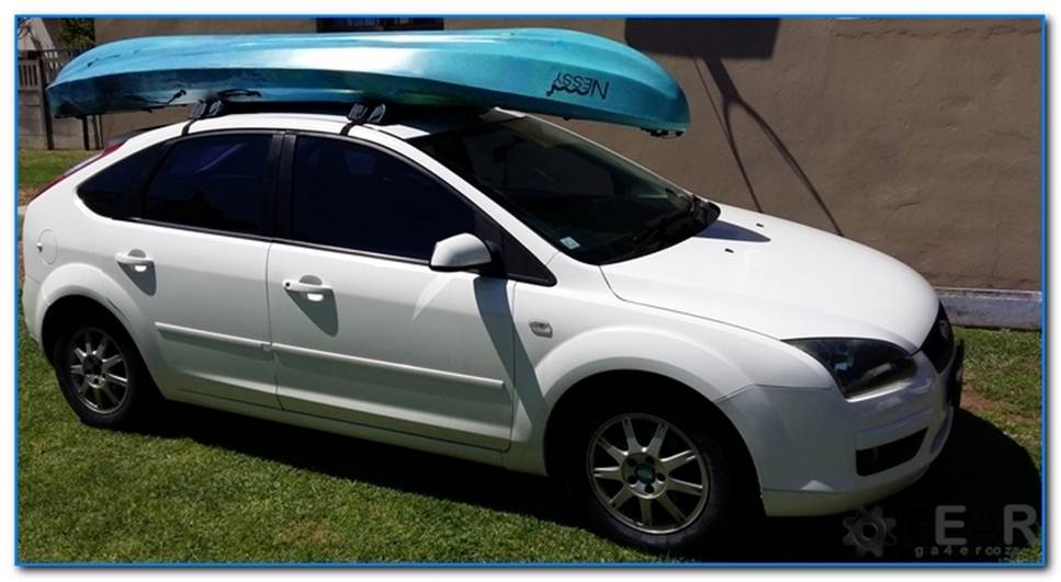 universal soft roof rack canoe kayak