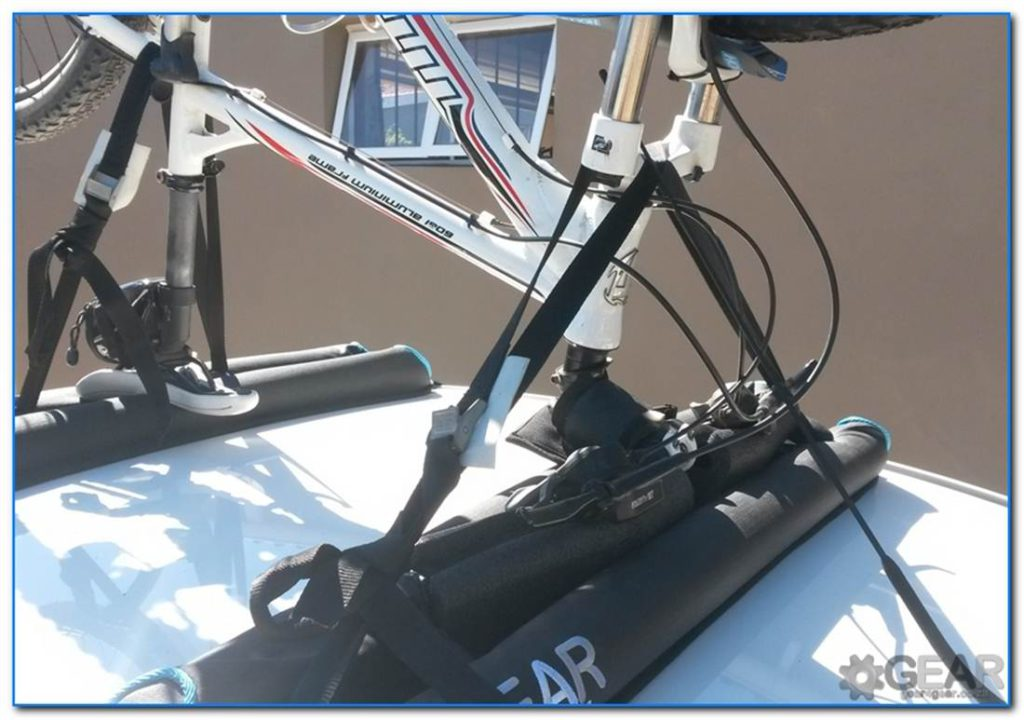 universal soft roof rack bicycle cycle carrier