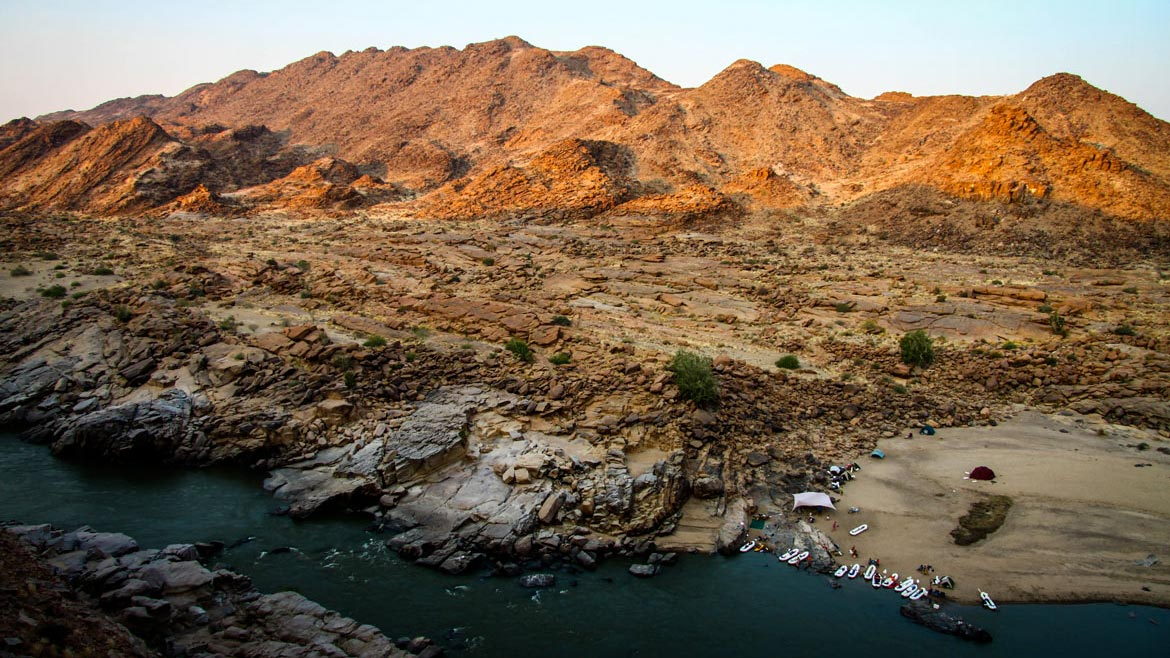 orange river gorge 03 - Places To Paddle in South Africa
