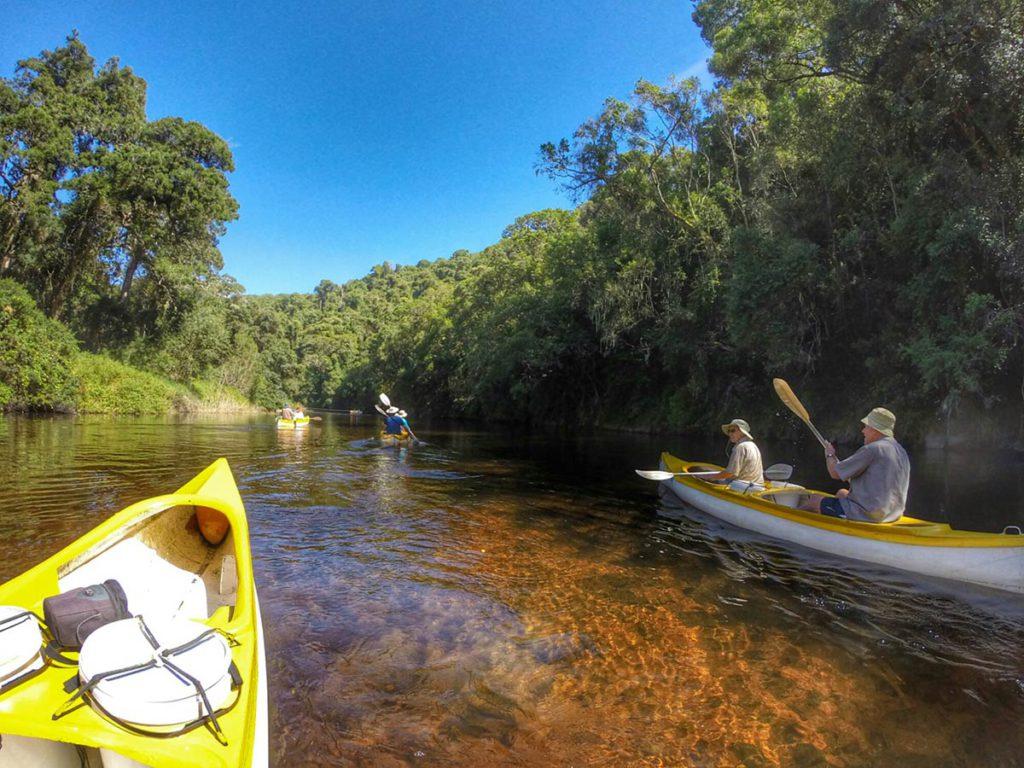 wilderness george canoe kayak river