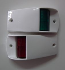 Navigation Lamp LED Pair Port and Starboard