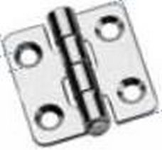 70652 stainless butt hinge 228x211 - Hinge L37 38.5x40 316SS