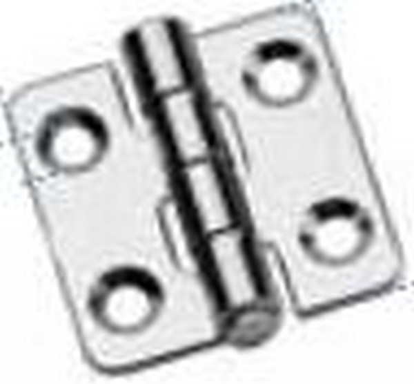 70652 stainless butt hinge - Hinge L37 38.5x40 316SS