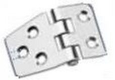 70661 reversed stainless hinge 228x159 - Hinge 54x38.5 REVERSED 316SS