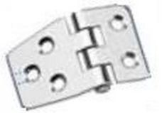 70661 reversed stainless hinge 228x159 - Hinge 54x38.5 REVERSED 316SS