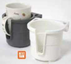 94161 cup holder 228x205 - Drink Holder - Store All - Wht