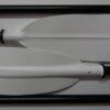 aluminium kayak paddle canoe oar sectional