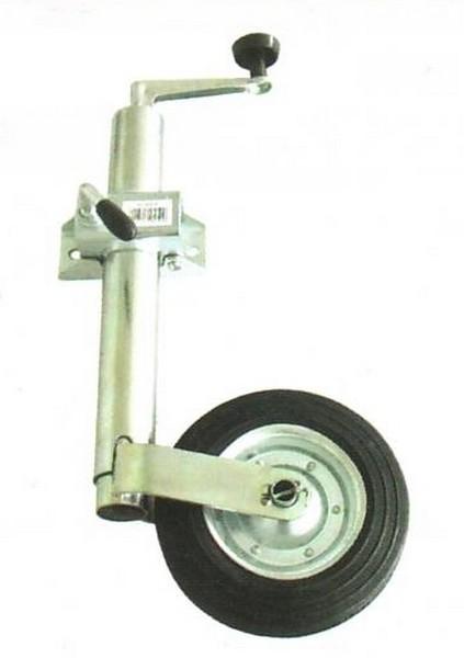b5 005 8 jockey wheel - JOCKEY WHEEL 800LB 8inch Rubber Wheel