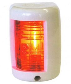 b5 021 2 port nav light 228x269 - Nav Light AAA - Port (Red) - Whit