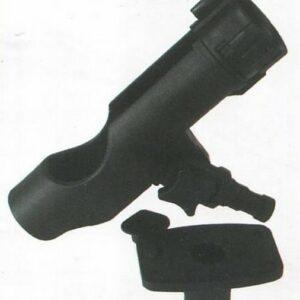 b5 035 2 flush swivel rod holder 300x300 - Rod Holder Plastic W/ Flush Deck Mountin