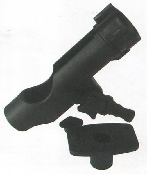 b5 035 2 flush swivel rod holder - Rod Holder Plastic W/ Flush Deck Mountin