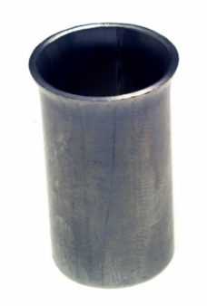 bg122d stainless tube 228x338 - STAINLESS STEEL TUBE - 40mm LONG 19mm ID