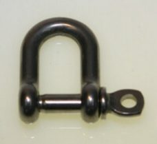 bg42c2 dee shackle 228x209 - S/STEEL 5mm D SHACKLE