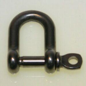 bg42c2 dee shackle 300x300 - S/STEEL 5mm D SHACKLE