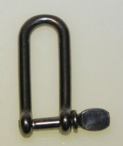 bg42e1 long dee shackle 252x300 - S/STEEL 4mm LONG inD in SHACKLE