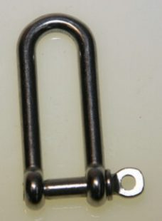 bg42e2 long d shackle 228x310 - S/STEEL 5mm LONG inD in SHACKLE
