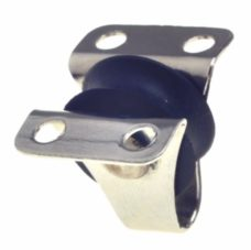 bg50h1 halliard pulley 228x227 - MINI HALLIARD PULLEY (17mm dia SHEAVE WH