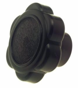 bg61c2 flower nut 268x300 - KNOB - 50mmDIA HEAD WITH 10mm THREAD x 3