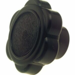 bg61c2 flower nut 300x300 - KNOB - 50mmDIA HEAD WITH 10mm THREAD x 3