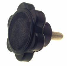 bg61d1 tightening knob 228x225 - KNOB - 73mmDIA HEAD WITH 12mm THREAD x 3