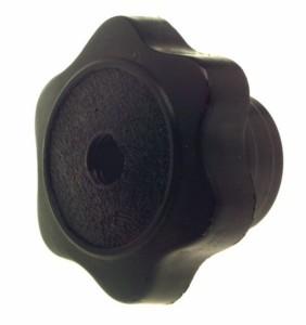 bg61e knob 282x300 - KNOB - 40mmDIA HEAD WITH 8mm THREAD RIGH