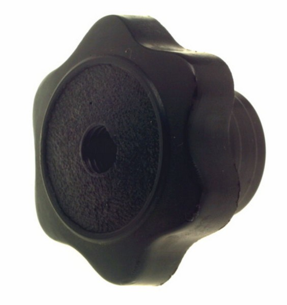 bg61e knob - KNOB - 40mmDIA HEAD WITH 8mm THREAD RIGH