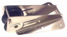 bg79b bow roller marine grade stainless 228x127 - BOW ROLLER - LARGE
