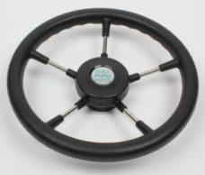 boat steering wheel 2 228x194 - Steering Wheel 316SS W/PU FOAM
