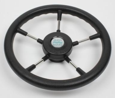 boat steering wheel 2 - Steering Wheel 316SS W/PU FOAM