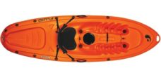 fluid kayak paddle buddy craft