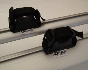 roof rack rod holder