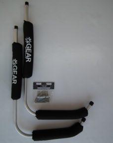 Gear 4 gear paddle kayak wall bracket