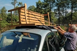 HandiRack roof bike bicycle rack carrier