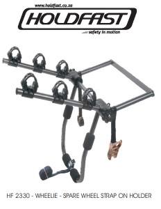 holdfast roof rack railing