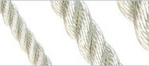 stranded nylon 300x133 - Nylon Rope 3-strand