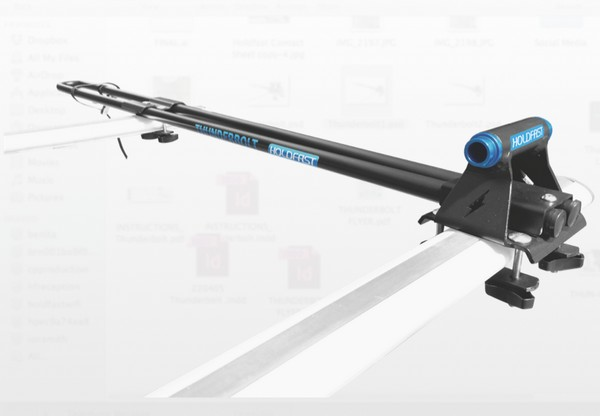 thunderbolt roof rack holdfast carrier bicycle bike