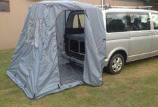 vw kombi tent2 228x155 - Bus Tent - Lift Tailgate