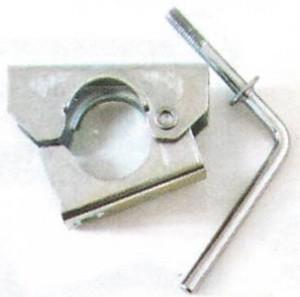 boat jockey wheel bracket