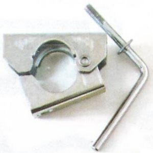 boat jockey wheel bracket