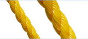 Yello Polyethelene 16mm 3 string
